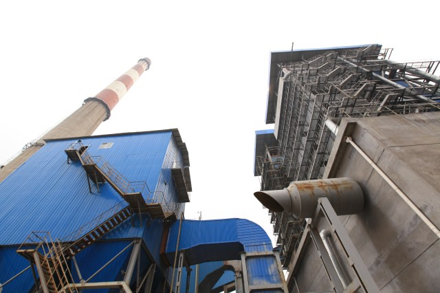 禹城热电厂