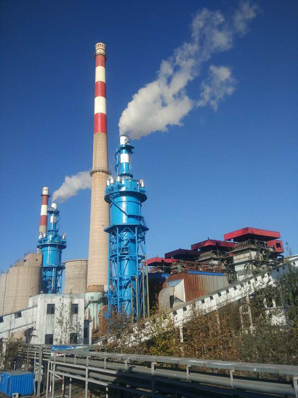 淄博腾飞生物质热电超低排放项目
